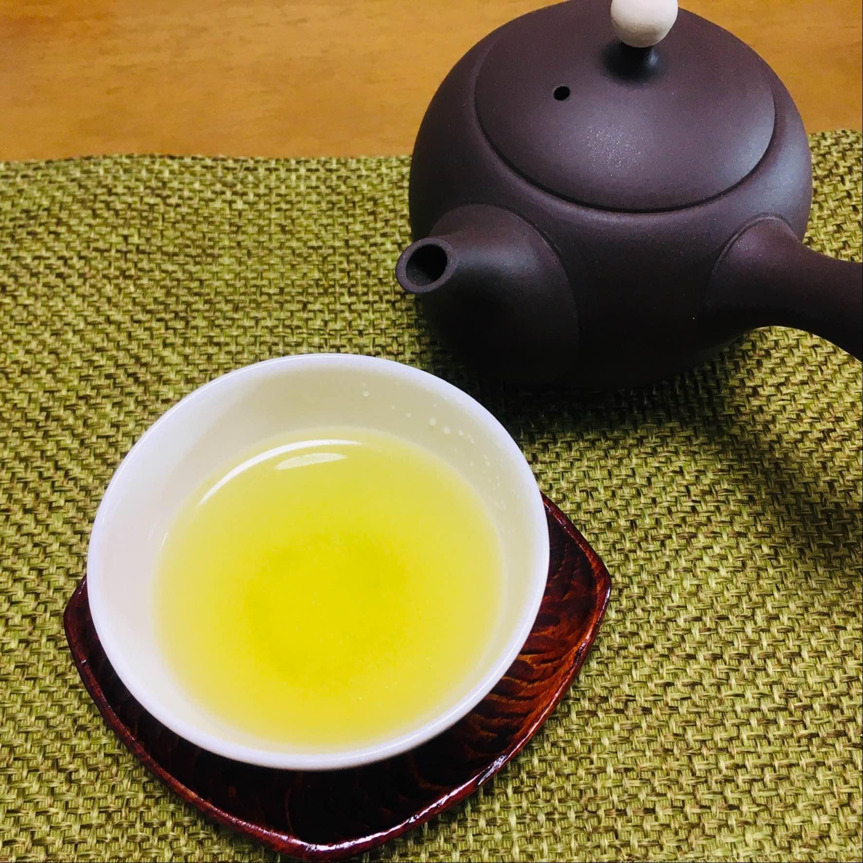 【2月オンライン応用】お茶で巡る日本の旅④【宮崎釜炒り茶】★茶葉付き