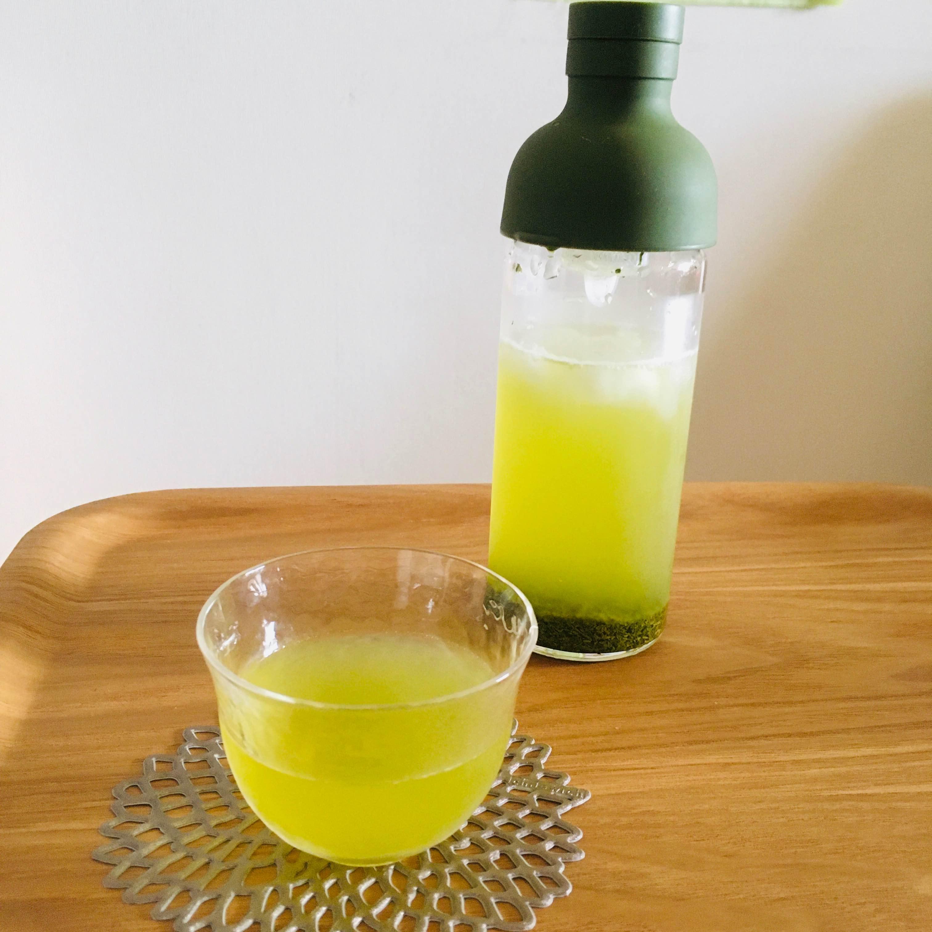【オンライン 】簡単!時短!おいしい冷茶の作り方レッスン