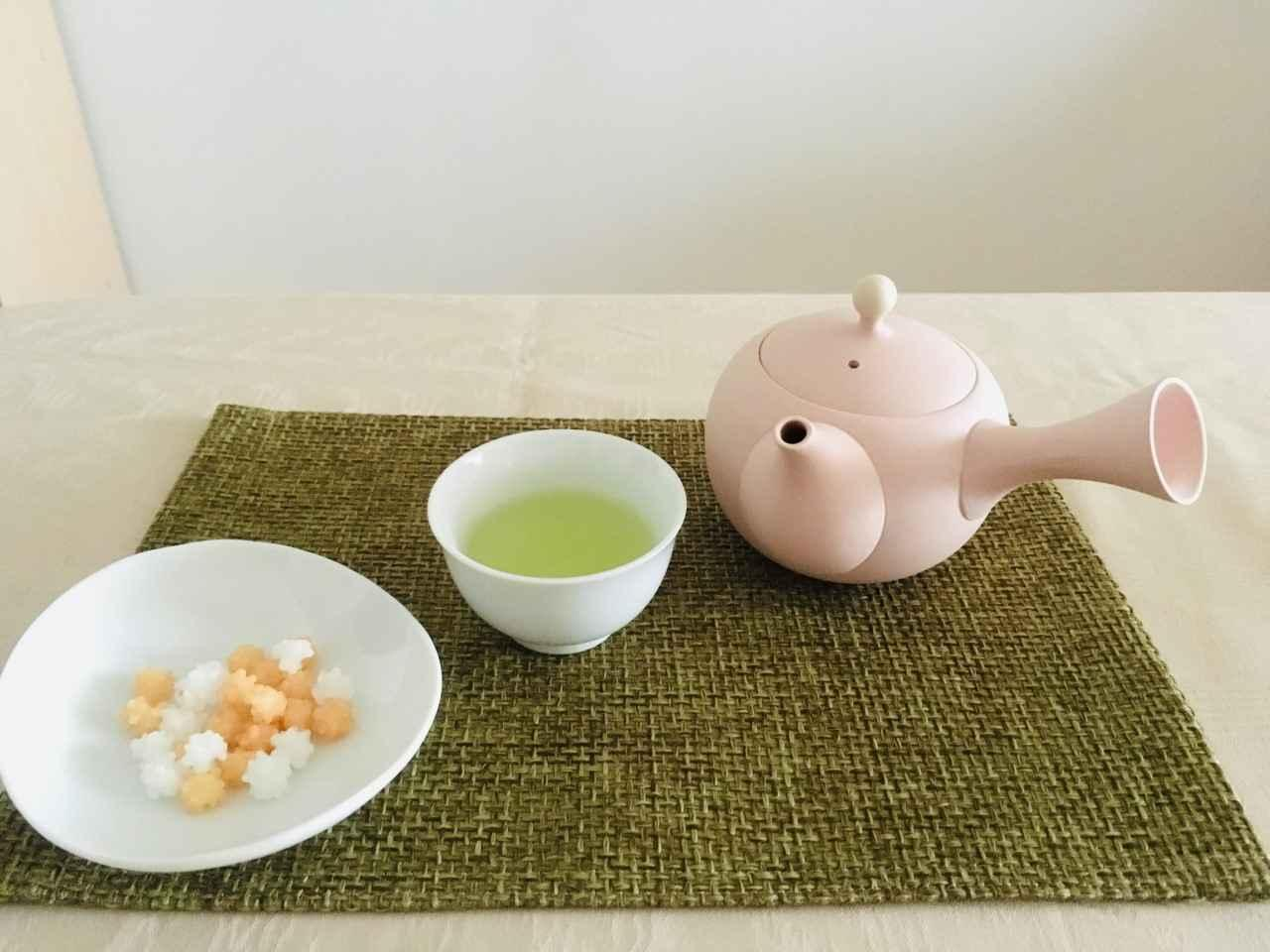 【4月オンライン応用】お茶で巡る日本の旅⑥【茎茶・芽茶】★茶葉付き