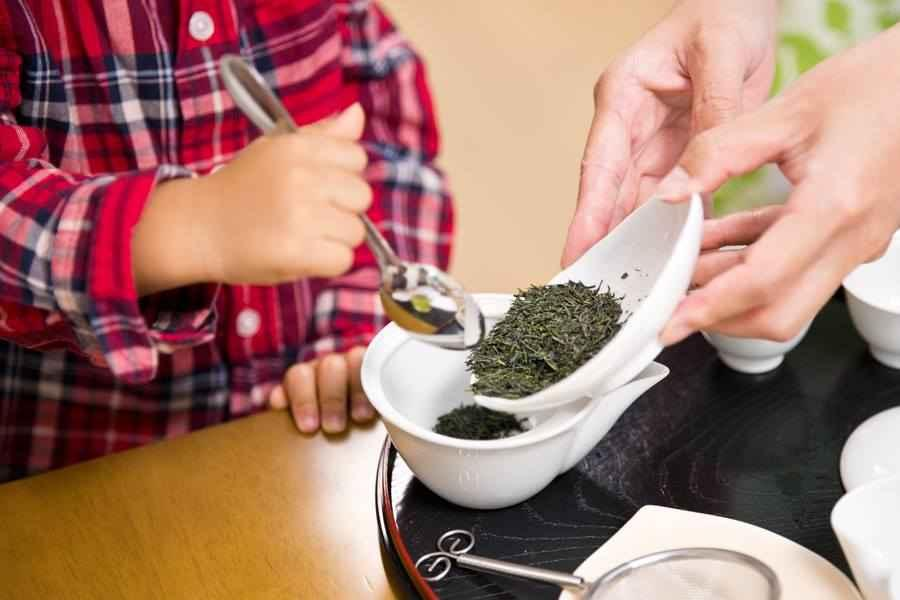 横浜・川崎の日本茶講座『和茶』