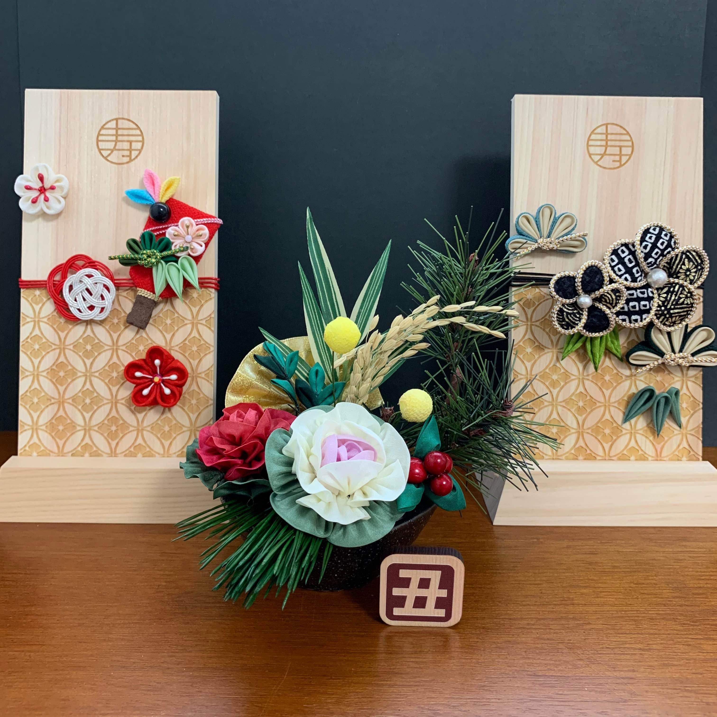 nana-hanaつまみ細工 日進市竹の山