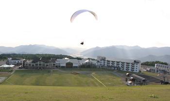 ジャムスポーツパラグライダースクール