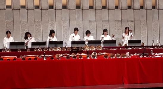 田平美智子福岡ハンドベル 室見公民館