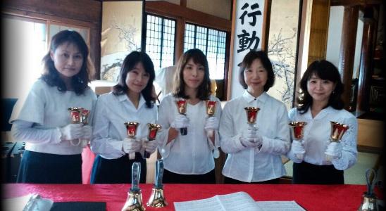 ハンドベル教室 唐津(佐賀県)