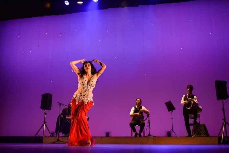 川越「MONAオリエンタルダンススタジオ」