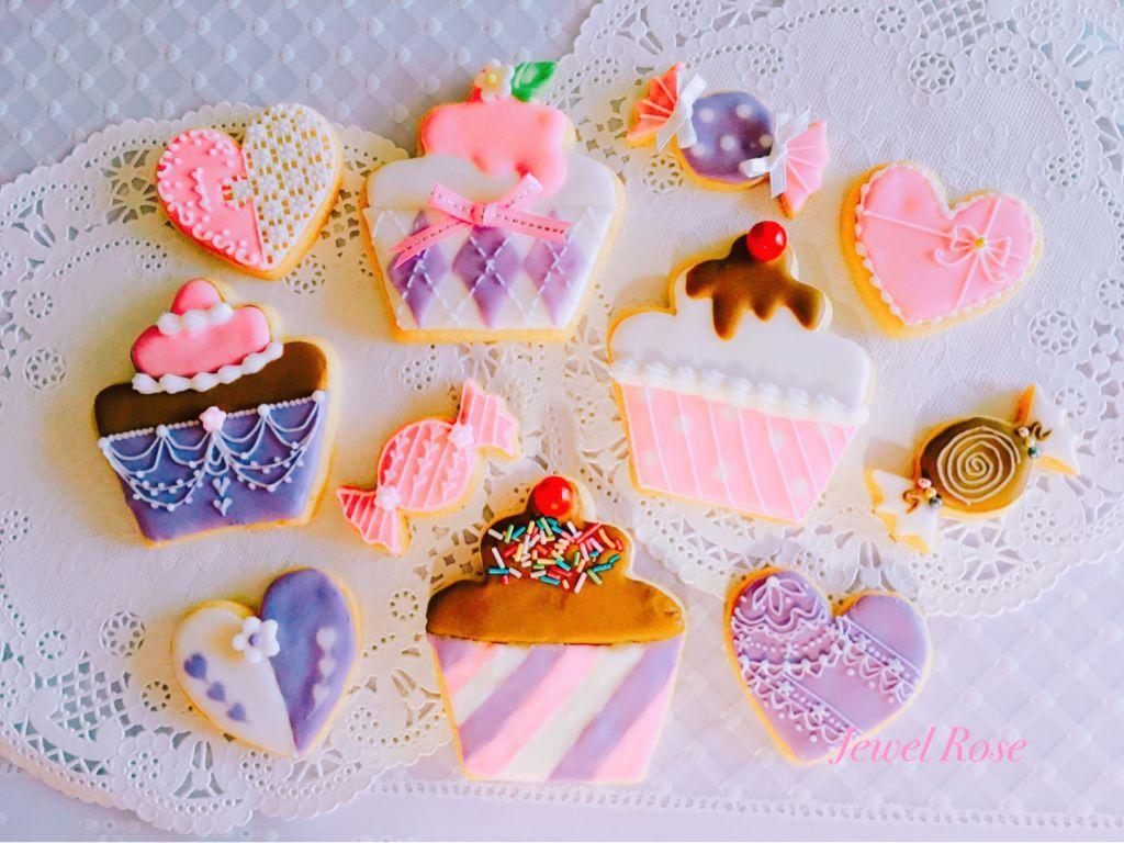 アイシングクッキー教室・シュガークラフト教室Jewel Rose 熊谷市