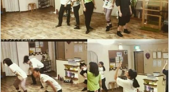 キッズダンス&ガールズジャズダンスクラス 参加者募集中!
