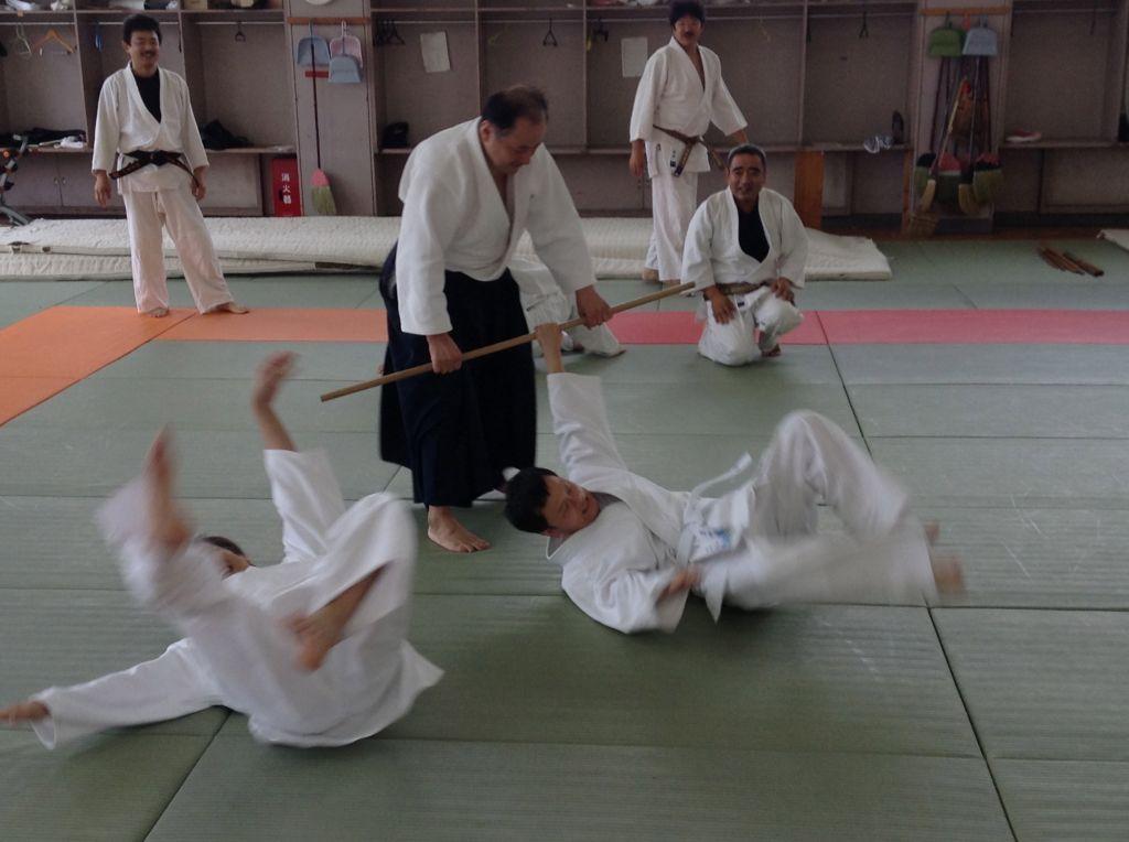 〓〓古武術入門 岡崎市体育館〓〓大東流合気柔術 廣濱道場