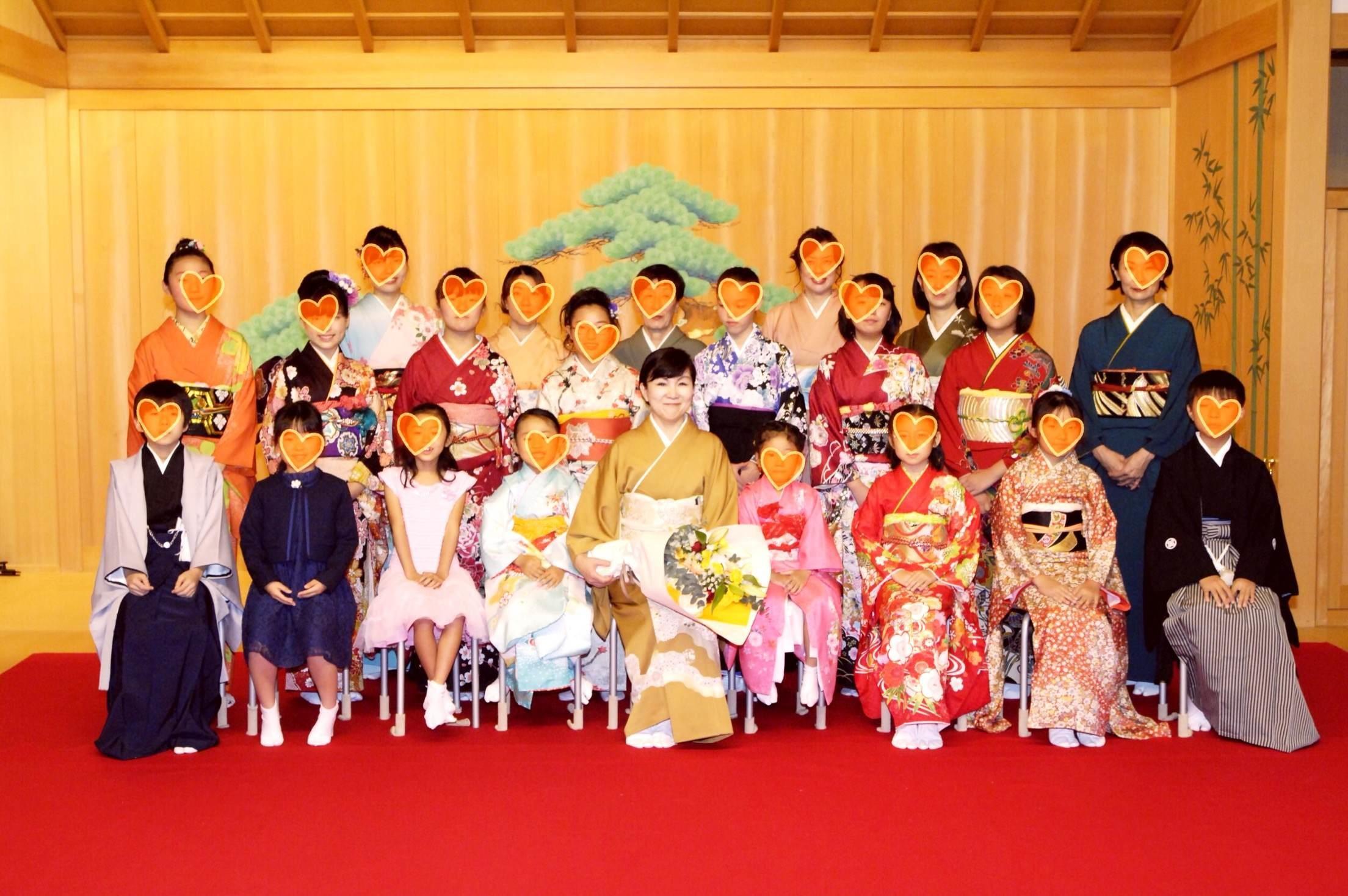 お箏(琴)と三味線の教室Salon de koto 横浜都筑校