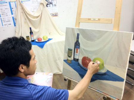 京都アートスクール 美術倶楽部 滋賀 彦根駅前校