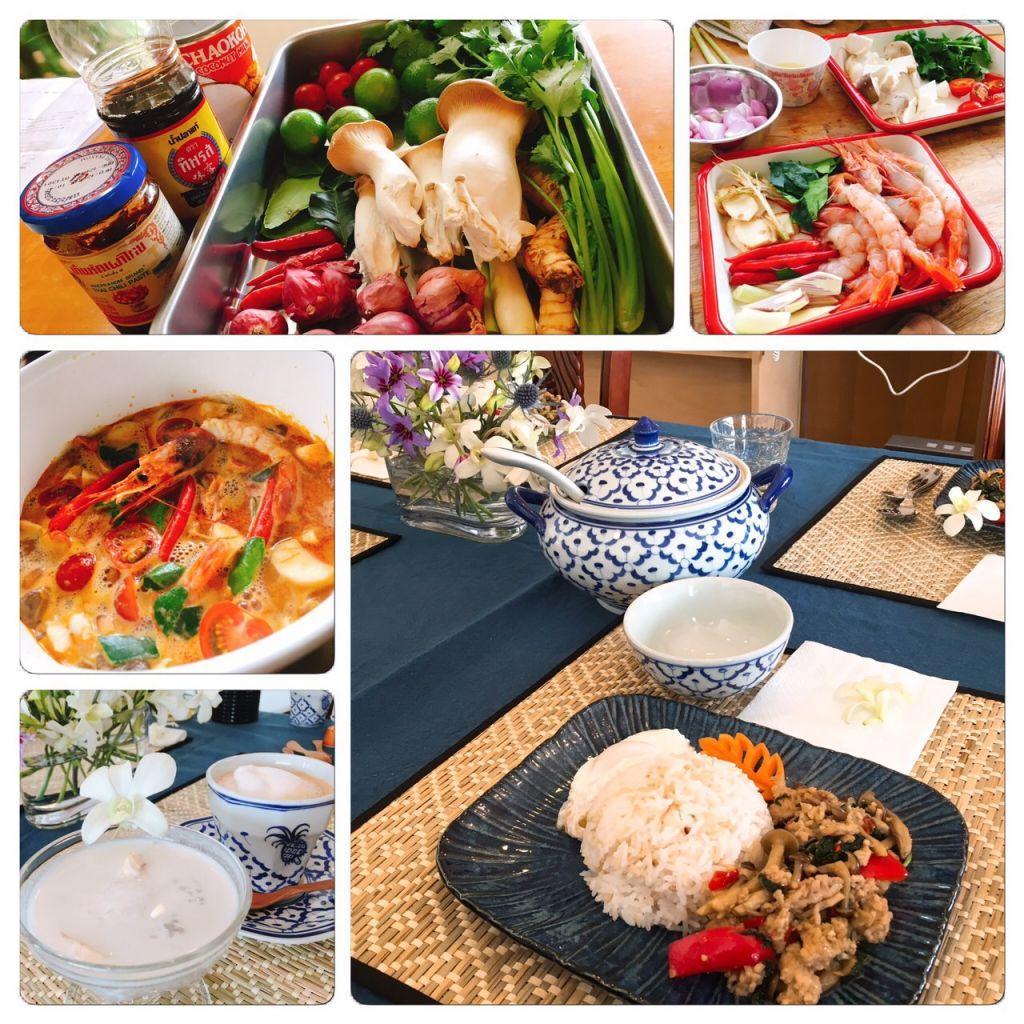 Baan Reiko Thai cooking & Flower