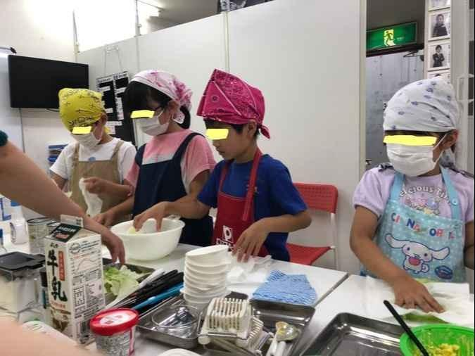 子ども料理クラブ