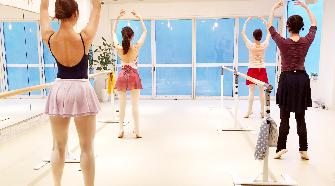 大人の為のバレエ教室 Ones Ballet Studio 東京