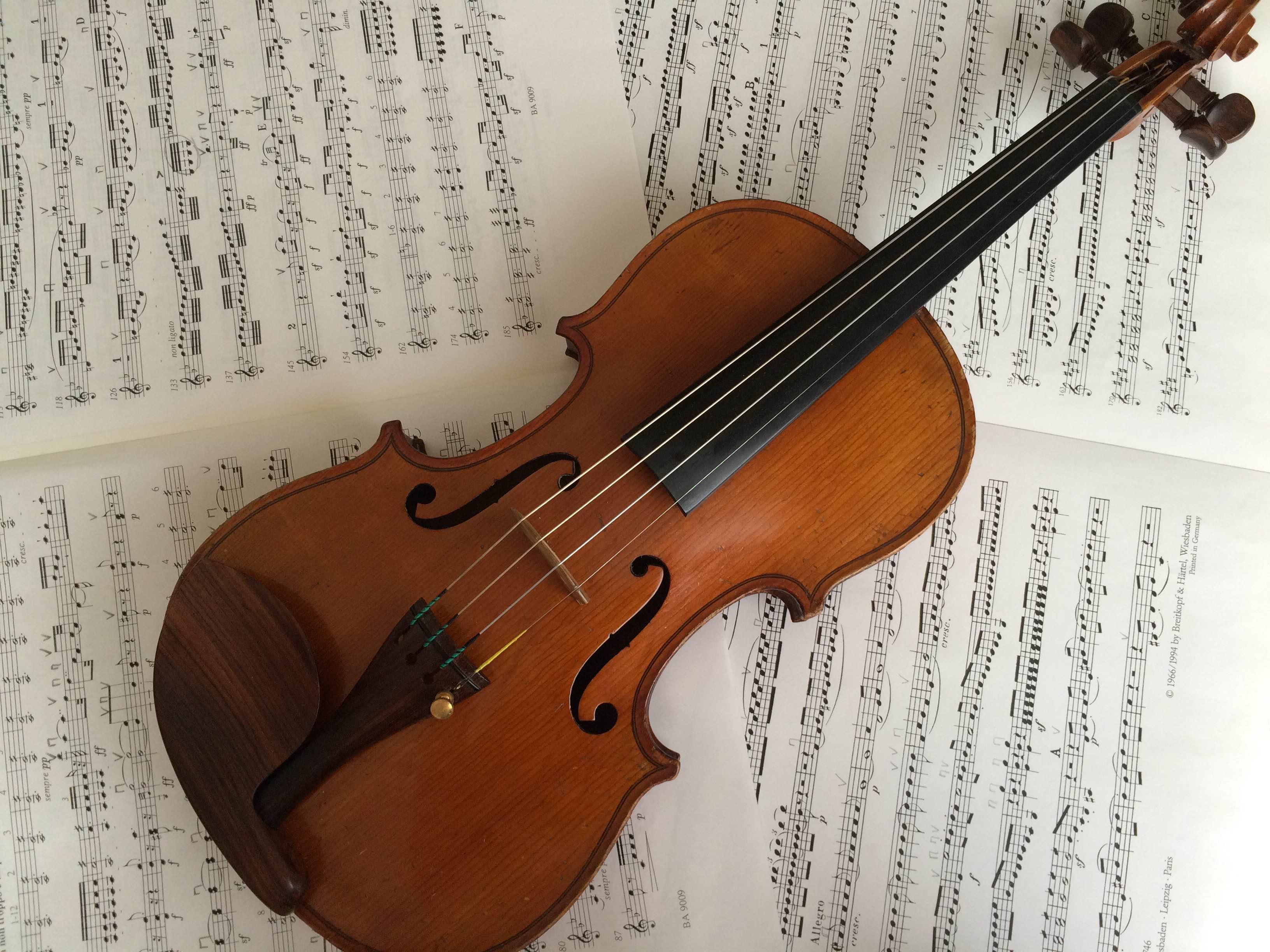 多賀ヴァイオリン教室