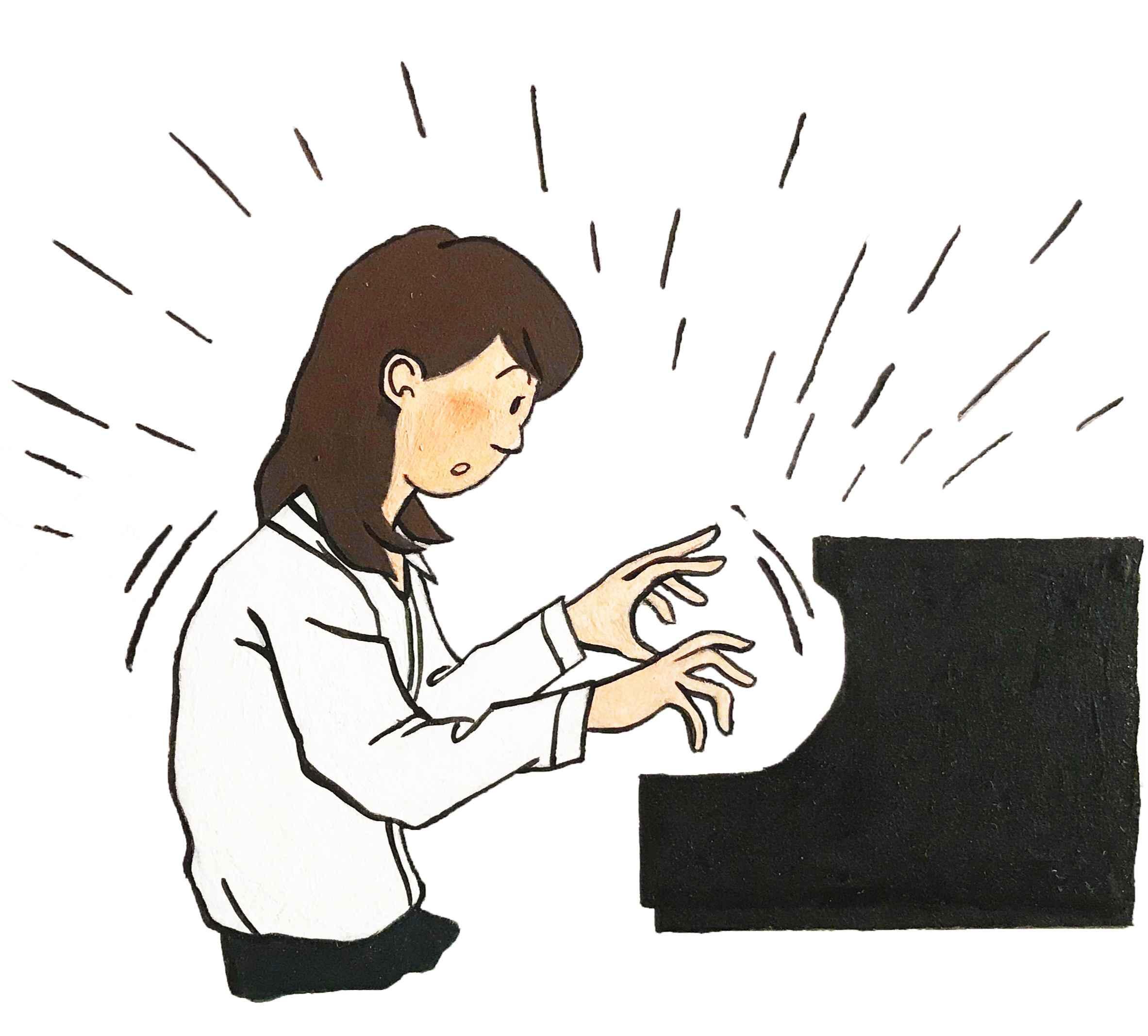 ピアノレッスン~お子様から大人の方まで~