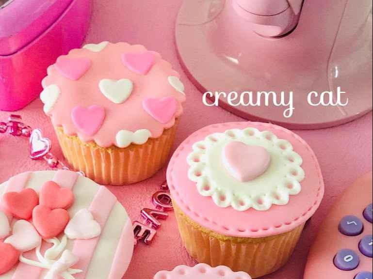 カップケーキ教室 Creamy Cat(クリィミーキャット)