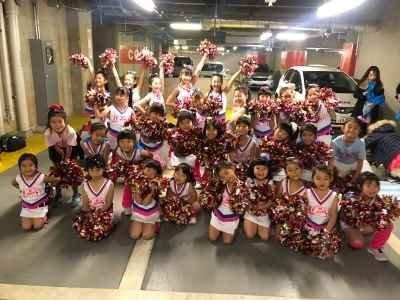 LOICX☆チアダンススクール 名古屋西幼稚園校