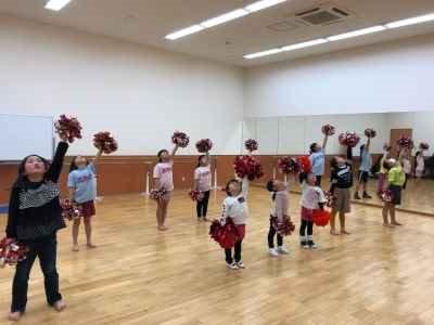 LOICX☆チアダンススクール 勝川駅前校