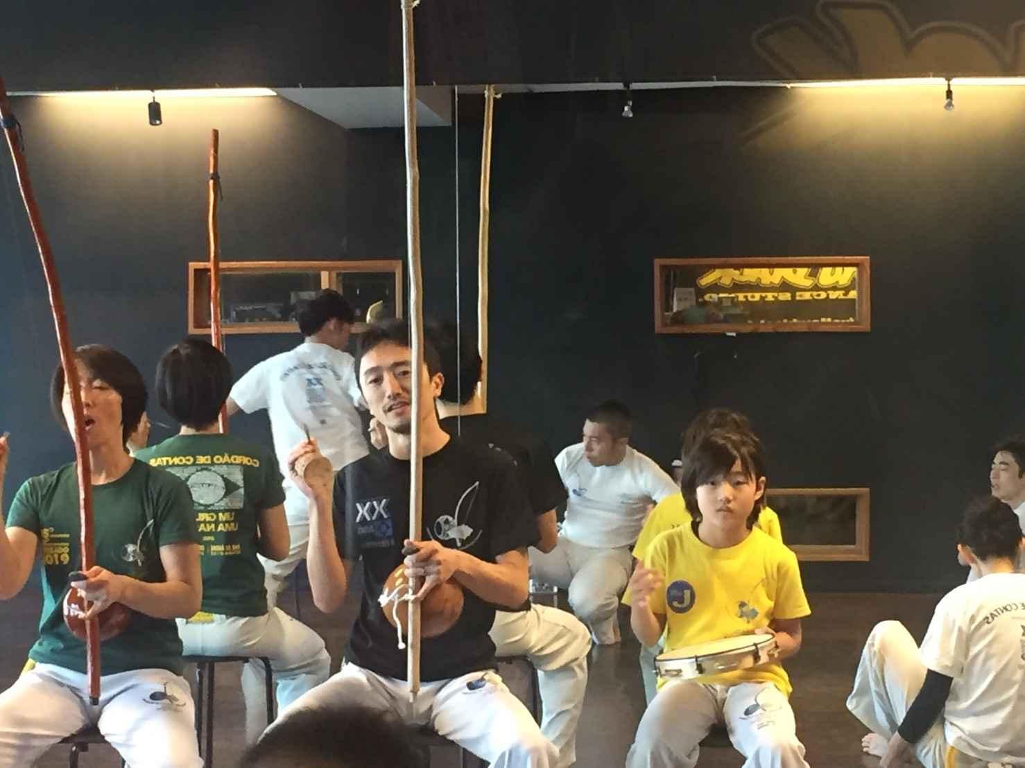ACCC.SHONAN/カポエイラ湘南 大和キッズクラス