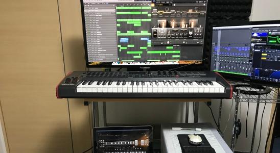 趣味でも音楽作成しませんか?