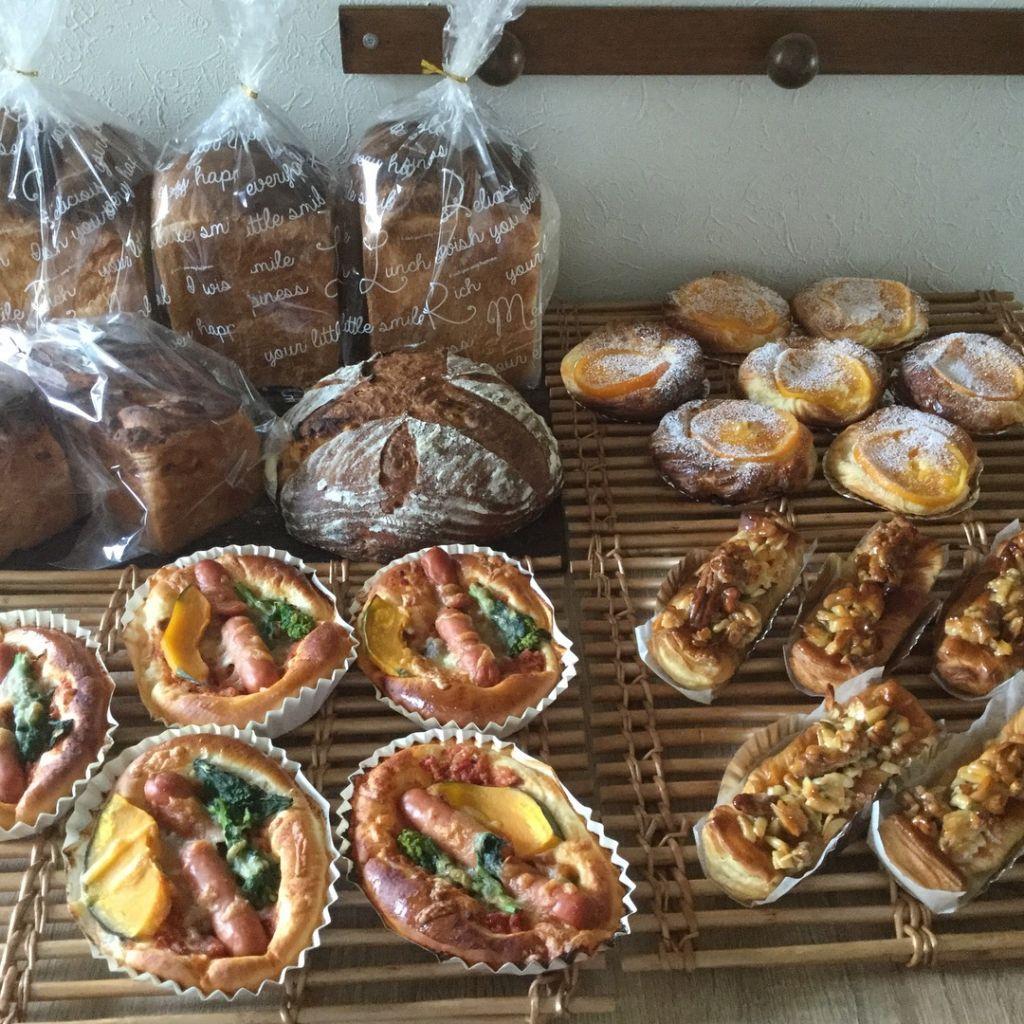 神戸西神中央天然酵母パン教室「奥ちゃんの手作り工房」