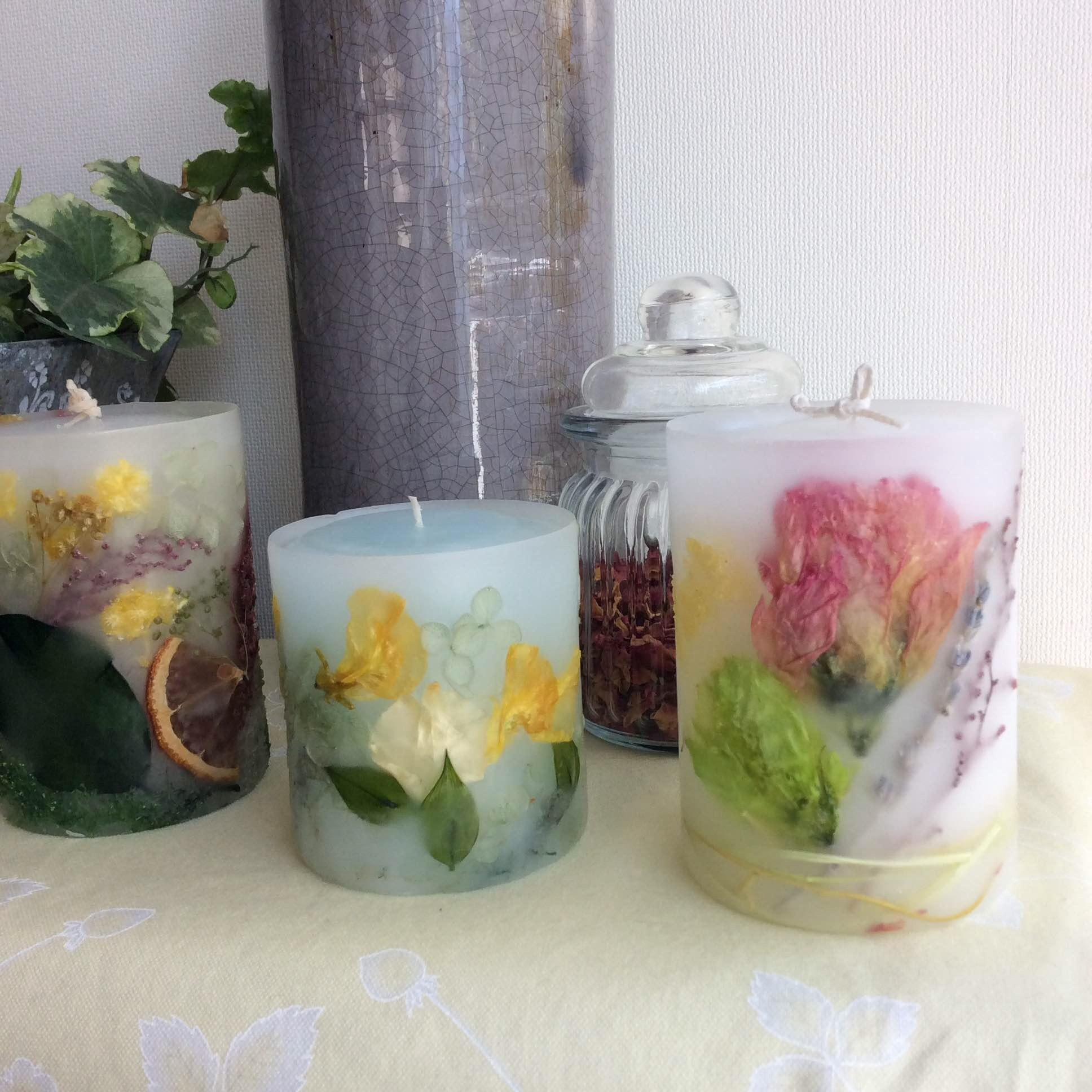 二子玉川 キャンドル教室 s-sense-candles