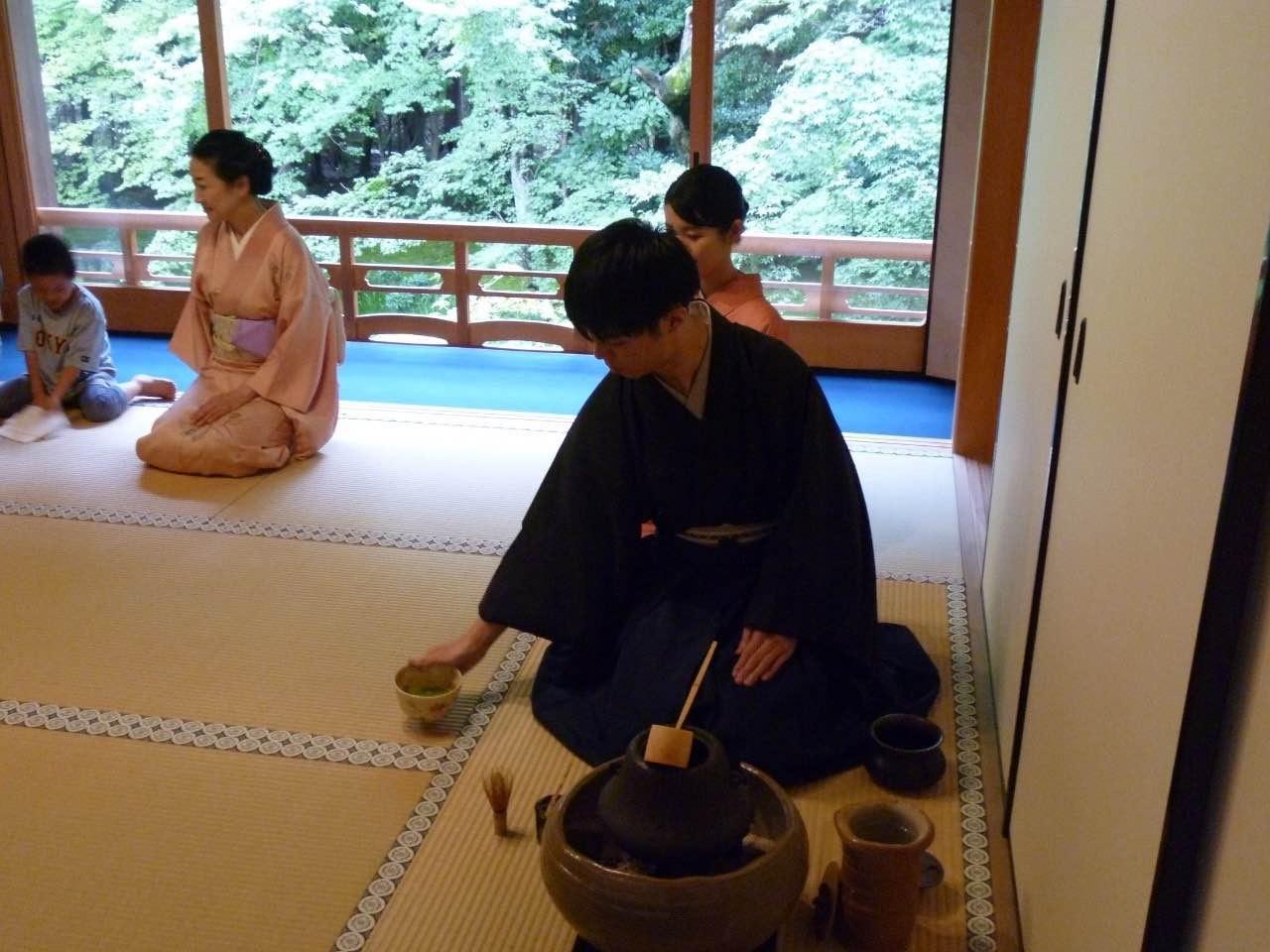 慈(いつくし)茶道教室