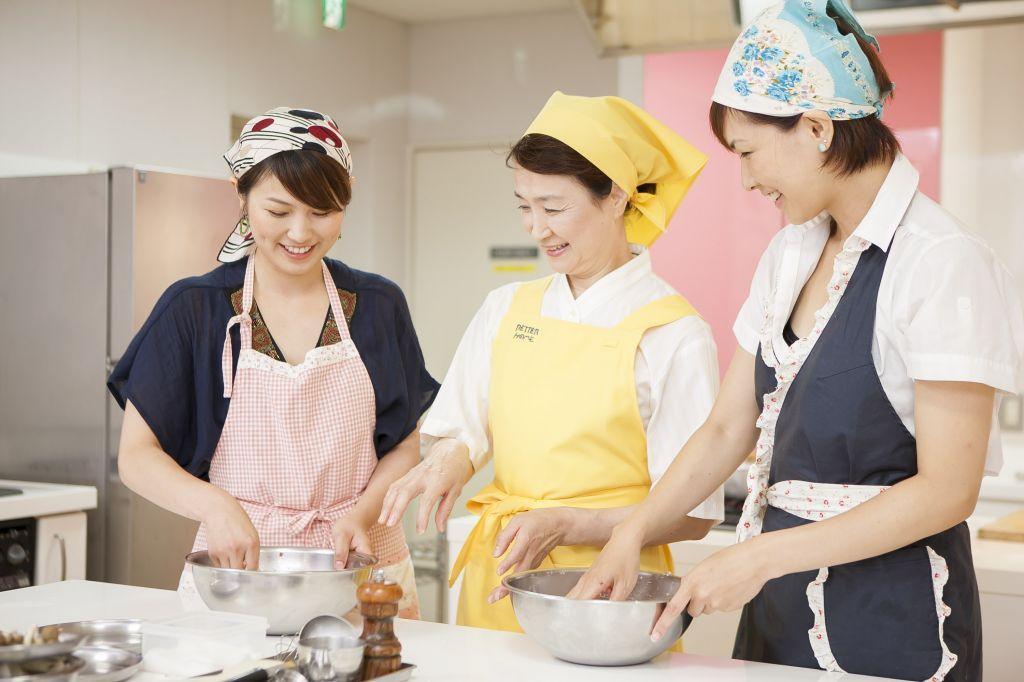 ベターホームのお料理教室 柏教室