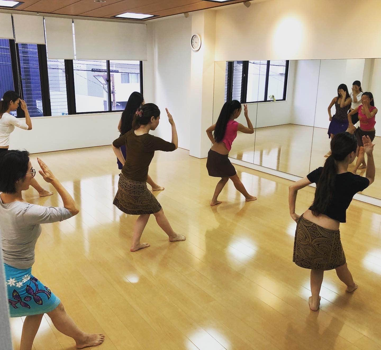 中洲校 タヒチアンダンススクール Te Manu Ori Tahiti