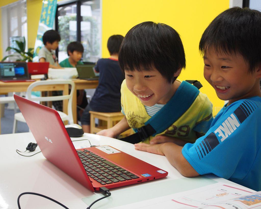 こどもプログラミング教室サニーテック 徳島板野校