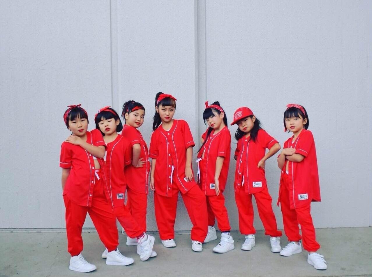 大阪市港スポーツセンターキッズダンス•ジャズダンス教室