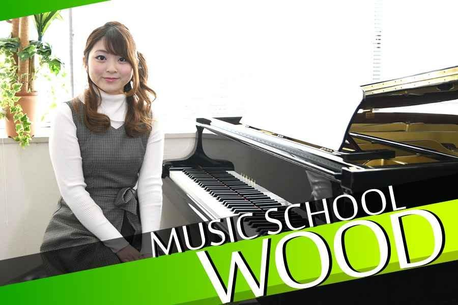 ウッド 初心者~上級者迄 ピアノ/ヴォーカル/ギター/作曲 etc