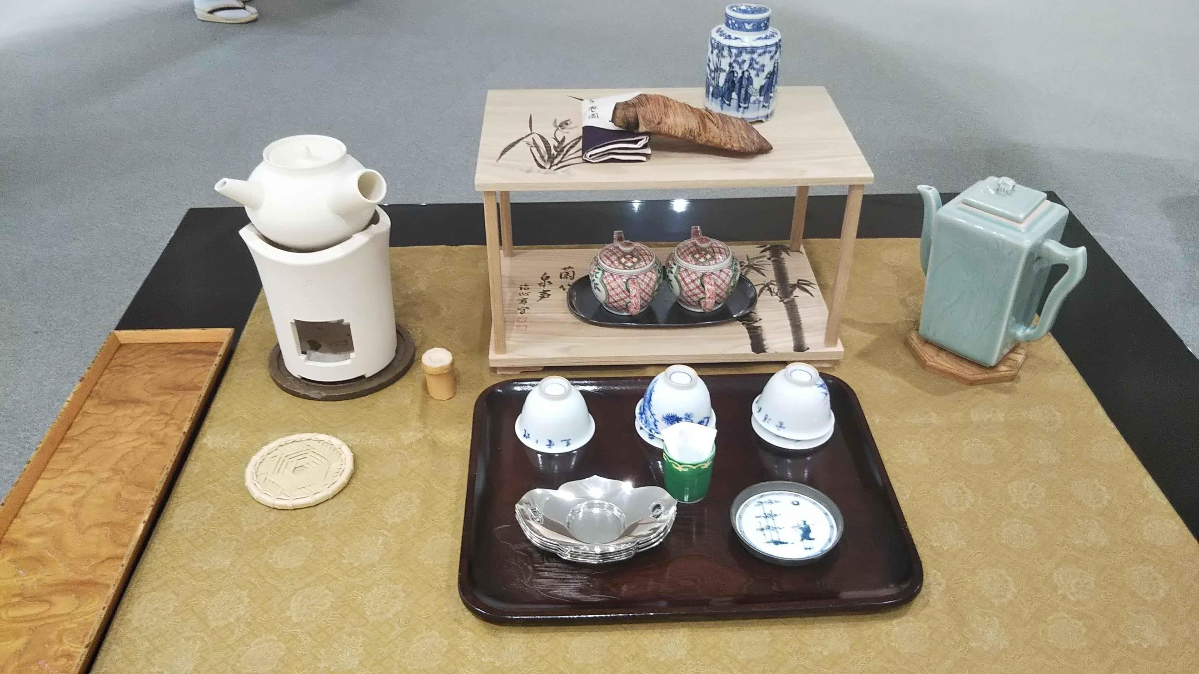 村上(喜)茶道教室(京都) 東寺 宝菩提院 教室