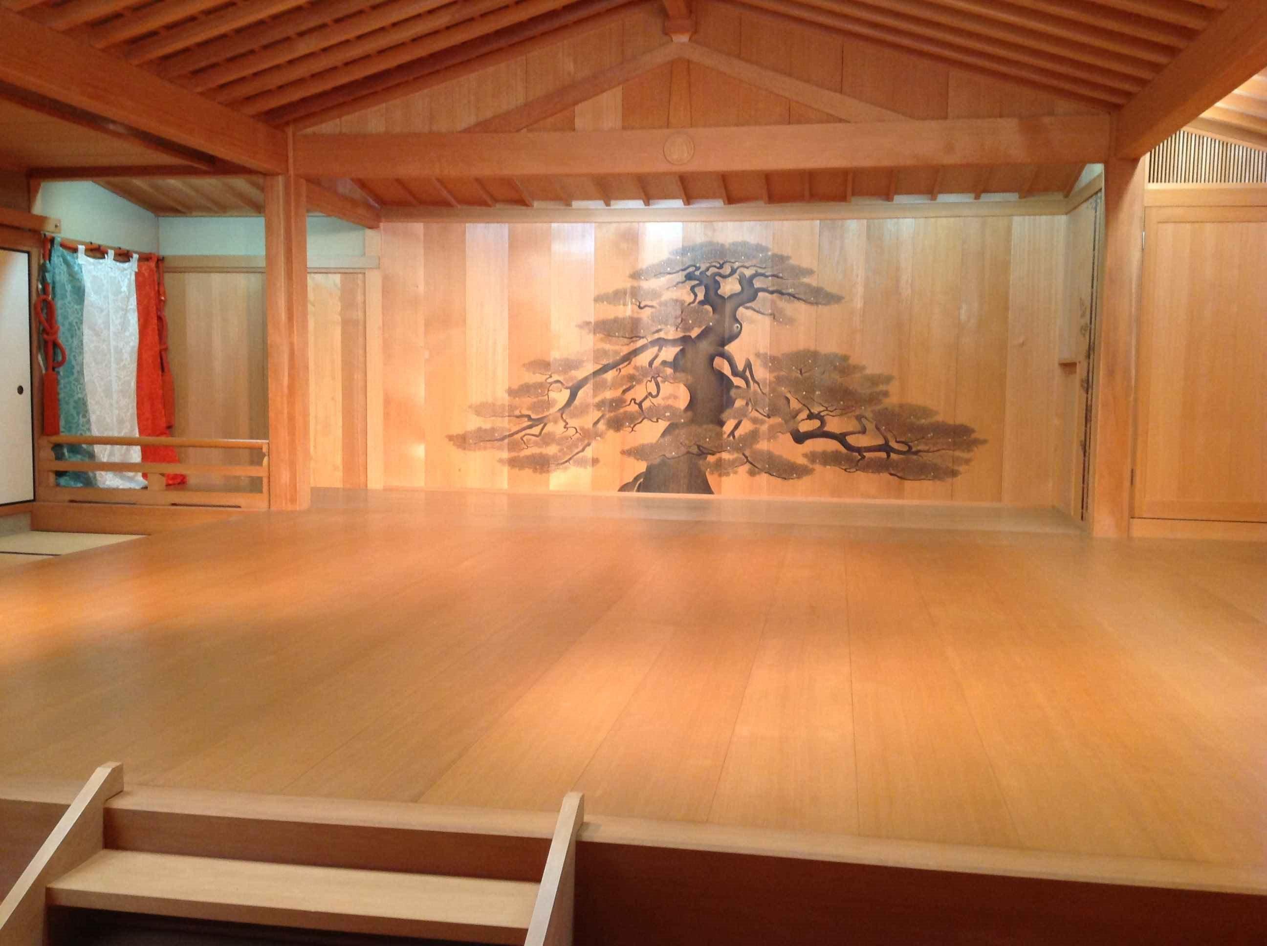 能の仕舞・謡 鳴滝教室