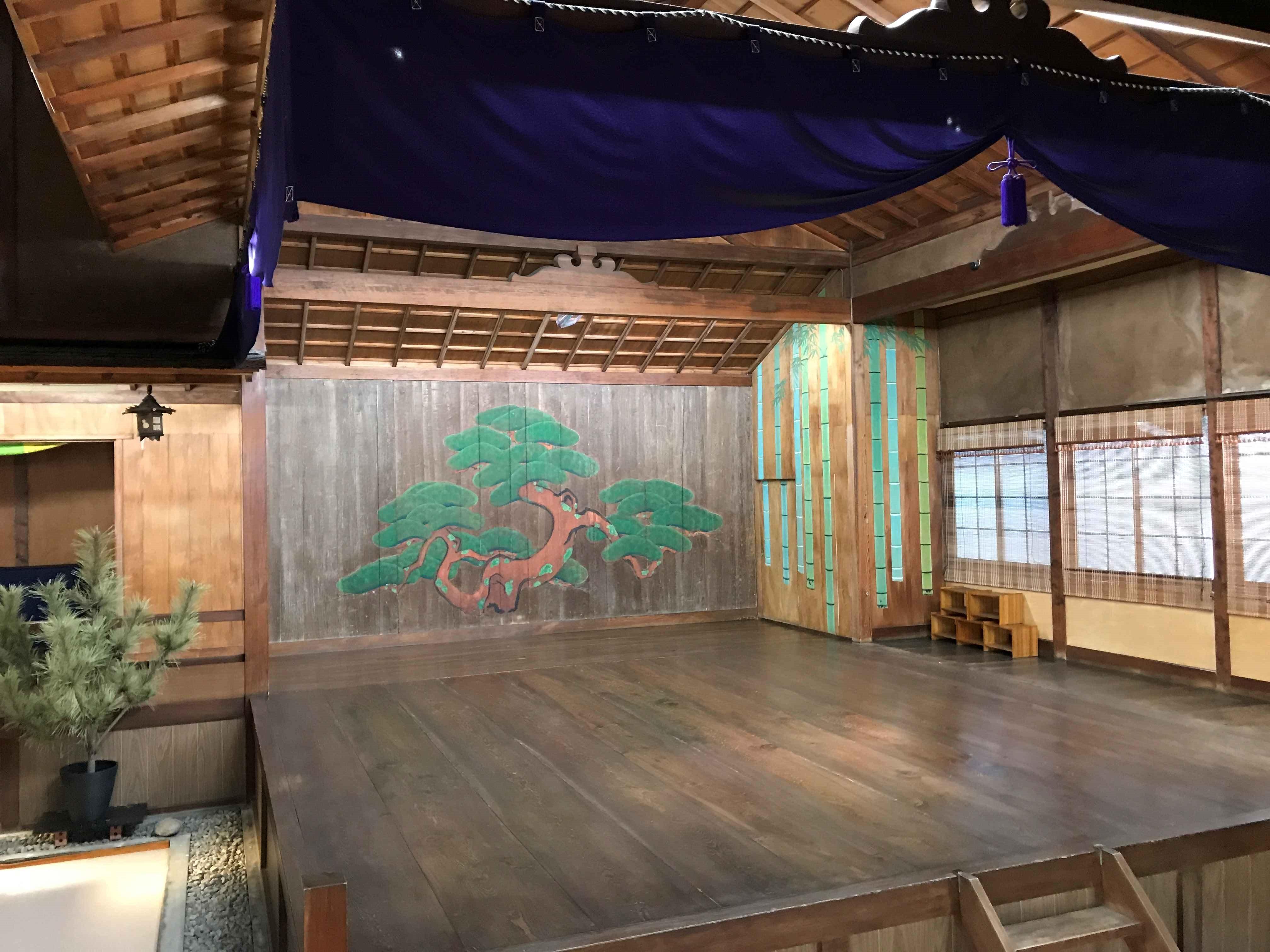 能の仕舞・謡 姫路教室