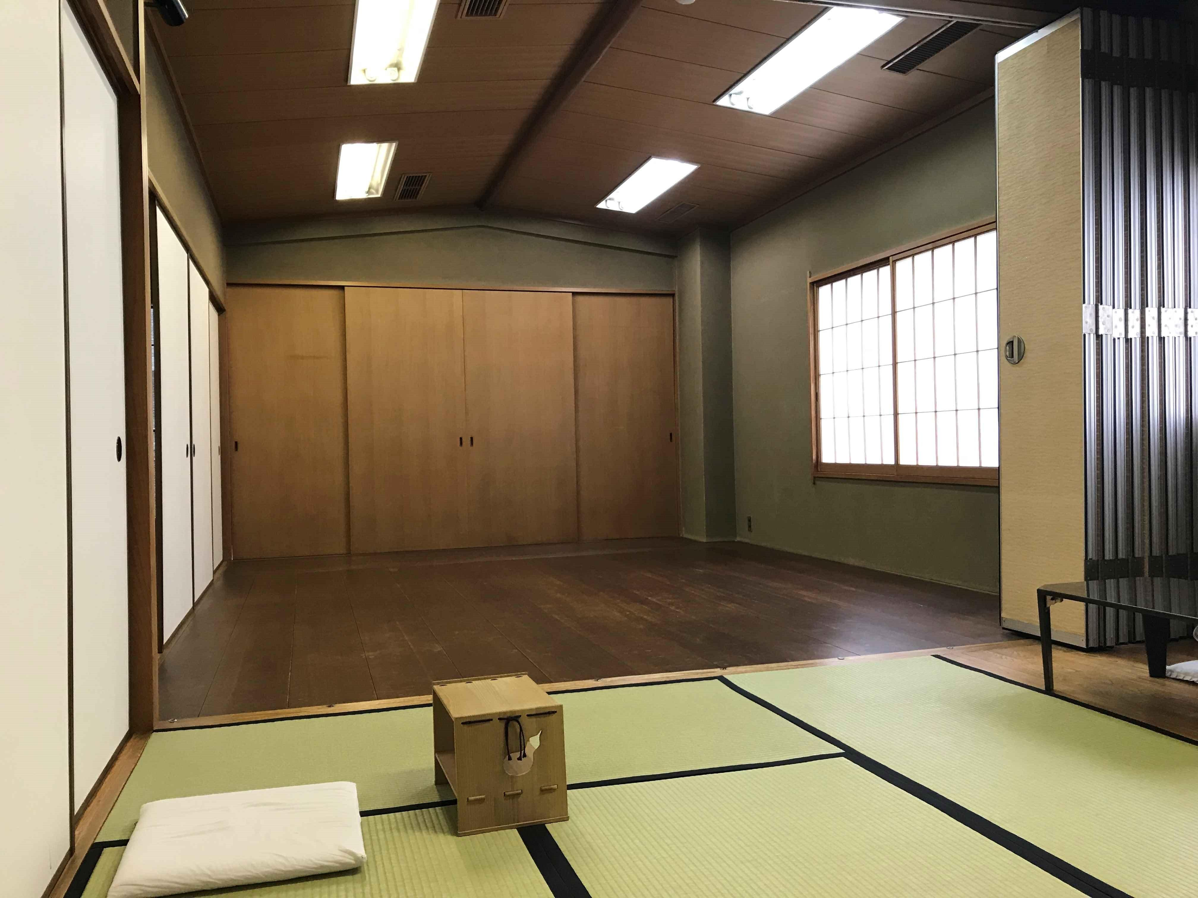 能の仕舞・謡 大阪教室