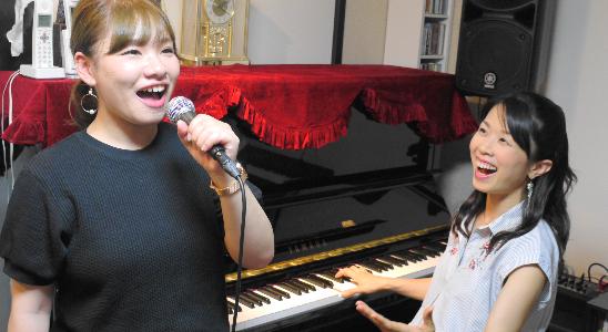 ミュージカル・ボイトレのShineヴォーカル教室【阪急園田】教室