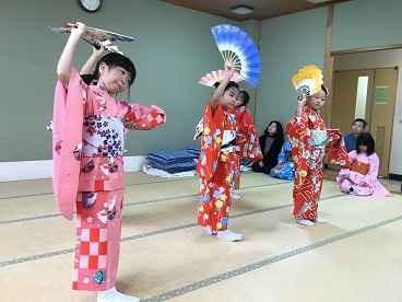 藤間勘之介日本舞踊教室