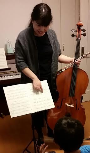 東京都練馬区 リアンバイオリン・チェ教室