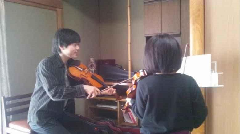 土屋バイオリンチェロ教室