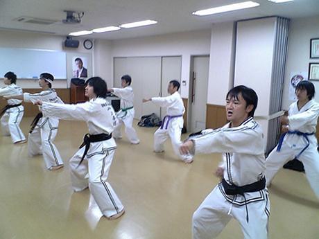 JTA日本テコンドー協会 愛知名古屋天白支部