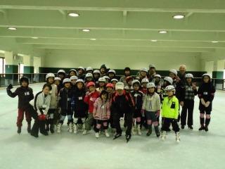 初心者・中級者向けスケート教室