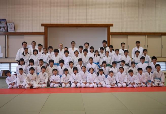守山市柔道教室