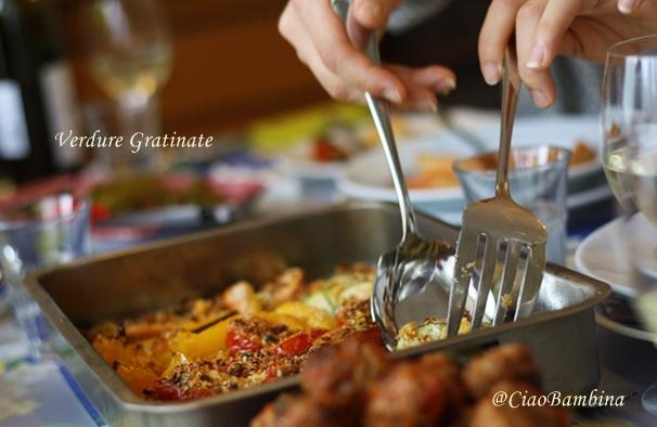イタリア料理教室CiaoBambina