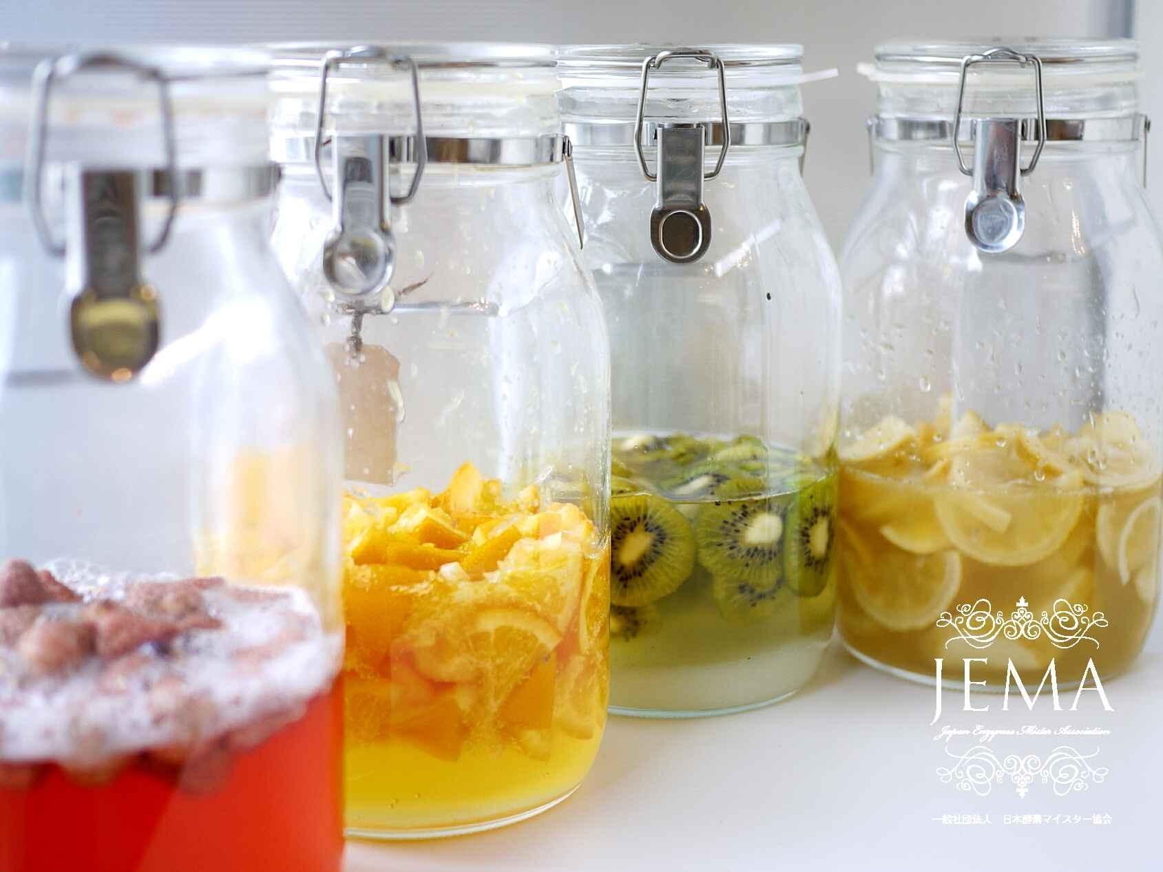 日本酵素マイスター®協会 1day酵素ジュース作り教室