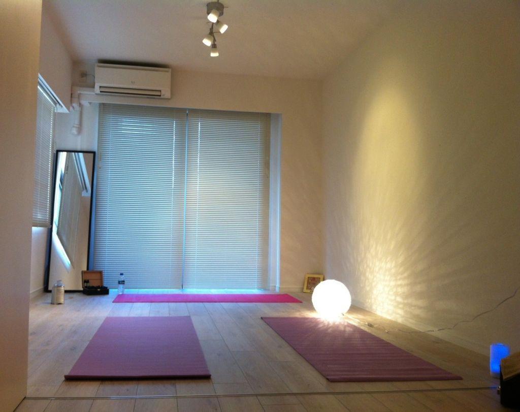 Aroma&Yoga Room Aroma-yo~アロマヨガ&手作りアロマ教室~