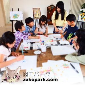 図工パーク・子供絵画教室 岡山駅前本校