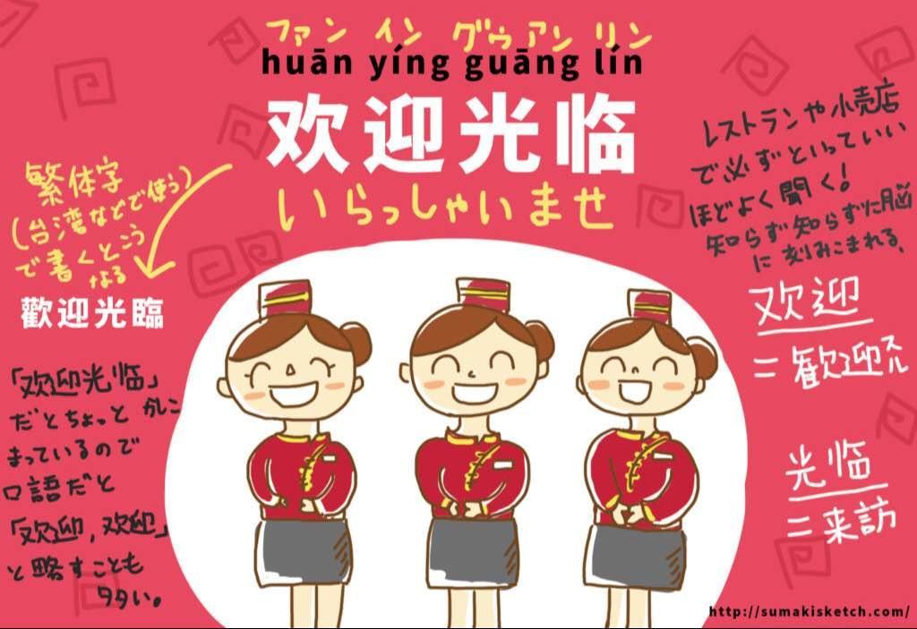 中国語オンラインレッスン
