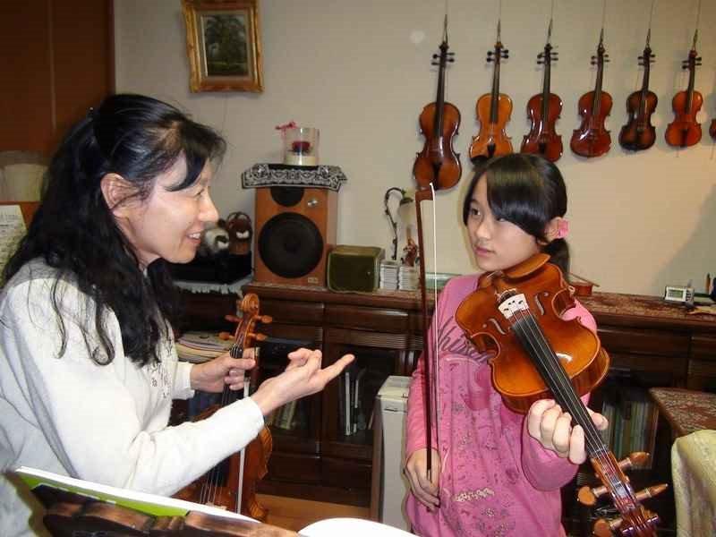 やまなかヴァイオリン教室