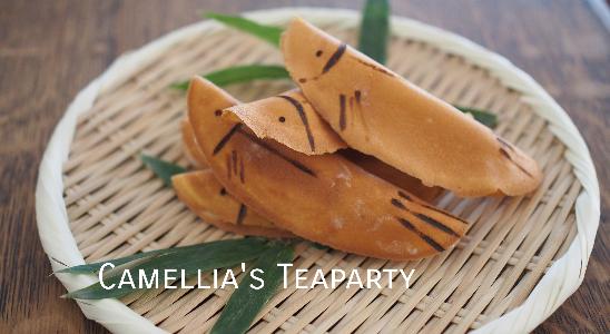 大阪和菓子教室Camellia's Tea Party